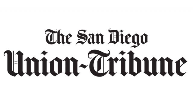 Logo of San Diego Union Tribune