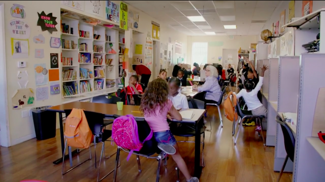 A school that meets students where they are – it's becoming a reality in LA